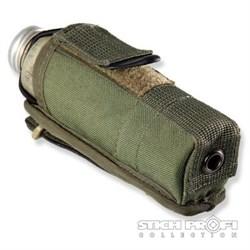 Подсумок для ручной дымовой гранаты РГД-П molle олива - фото 10765