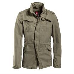 Куртка Vintage Delta Britania Olive - фото 10865