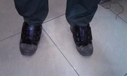 Защита на ботинки полицейская - фото 10869