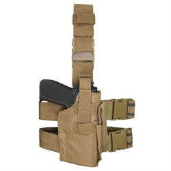 Кобура набедренная Commando Tactical Tan - фото 10893