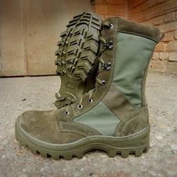 Ботинки Shot Olive - фото 11501