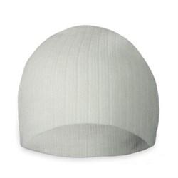 Шапка NordKapp с флисом белая - фото 12574