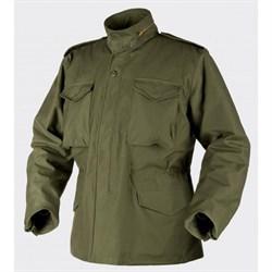 Куртка M-65 Field Jacket Olive - фото 13269
