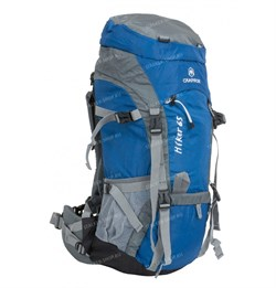 Рюкзак туристический Campsor Hiker 65л blue - фото 13769