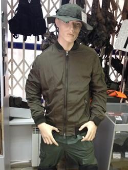Куртка ветровка пилот Abercrombie H-900-1 olive - фото 13914