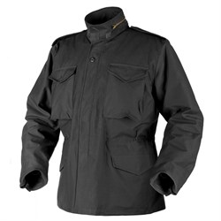 Куртка M-65 Field Jacket Black - фото 14147