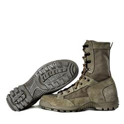 Ботинки Air олива - фото 14865