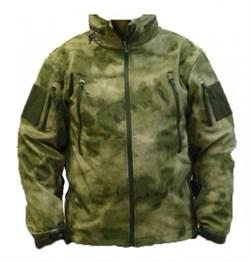 Куртка Оперативник софт-шелл Atacs FG - фото 14868