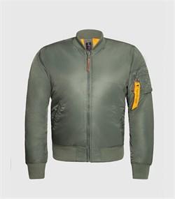 Куртка B-17 Sage Green/Orange - фото 15179