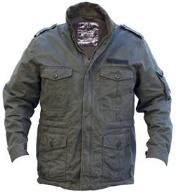 Куртка Ветеран олива - фото 15906