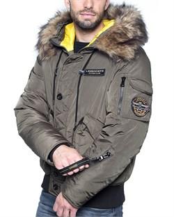 Куртка пилот Legender's Commander Olive - фото 16243