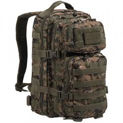 Рюкзак US Assault Pack Large Digital Woodland - фото 17485
