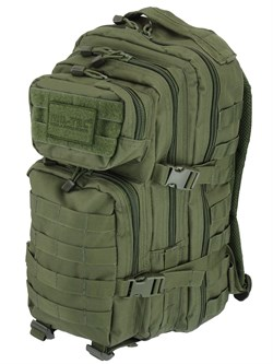 Рюкзак US Assault Pack Small Olive - фото 17486