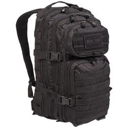 Рюкзак US Assault Pack Large Black - фото 17496
