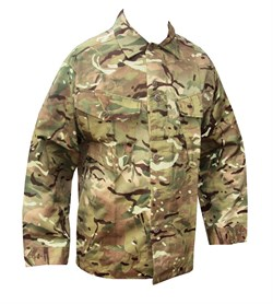 Куртка Англия MTP CS95 б/у - фото 17661