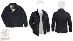 Куртка Britannia Jacket Black - фото 6245