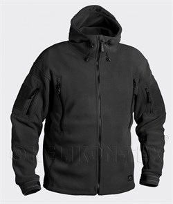 Куртка Patriot Double Fleece Jacket Black - фото 6628