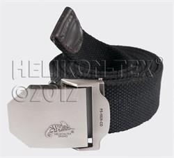 Ремень брючный Helikon Tex Black - фото 6764