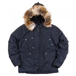 Куртка аляска N3B Oxford Ink - фото 9491