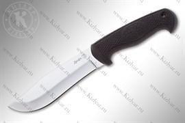 Нож туристический Дрофа полированный эластрон