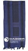 Арафатка Shemagh Dagger Navy/Black