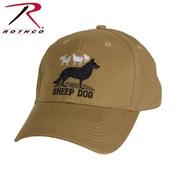 Кепка бейсболка Deluxe Sheep Dog Coyote