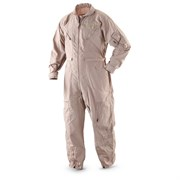 Комбинезон летный US Airforce Coverall Aramid Khaki с хранения