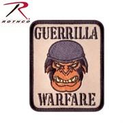 Шеврон на липучке Guerilla Warfare