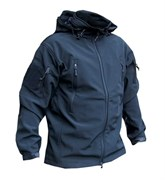 Куртка Оперативник софт-шелл синяя