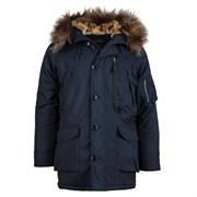Куртка утеплённая Apex Parka Replica Blue