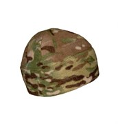 Fleece cap multicam