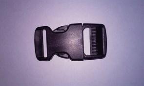 Фастекс Due Emme 25 мм черный