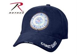 Кепка бейсболка Deluxe US Coast Guard