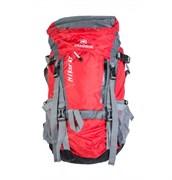 Рюкзак туристический Campsor Hiker 65л red