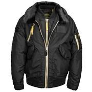 Куртка B-15 Air Frame Black Alpha