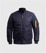 Куртка B-17 RepBlue/Orange