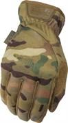 Перчатки тактические Fast Fit TAB multicam