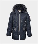 Куртка Apolloget Sapporo Steel Blue