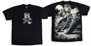 Футболка Liquid Blue Cat Such Biker 31715