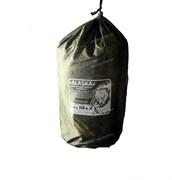 Спальный мешок Аляска Стандарт с подголовником до -15 цифра