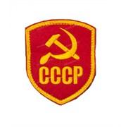 Шеврон на липучке СССР Серп и Молот