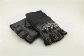 Перчатки Tac-Force 2.0 без пальцев Black