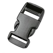 Фастекс Duraflex 38mm Mojave Side Squeeze Buckle черный