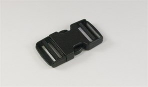Фастекс Duraflex 38mm Dual Adjust Mojave Side Squeeze Buckle черный