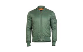 Куртка летная Basic Bomber Surplus Olive