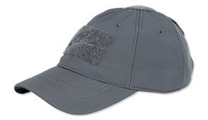 Кепка бейсболка soft shell утепленная Winter Cap Shadow Grey
