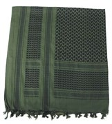 Арафатка Shemagh Olive Black