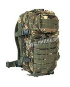 Рюкзак US Assault Pack Small Flecktarn