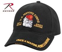 Кепка бейсболка Deluxe Marine Bulldog