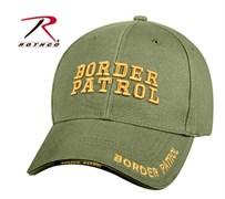 Кепка бейсболка Deluxe Border Patrol